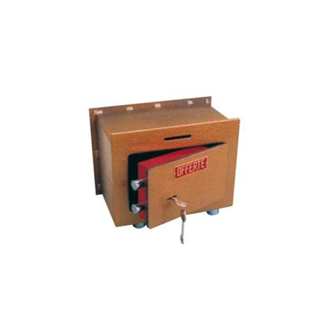 cassetta sicurezza cassetta offerta di sicurezza da murare