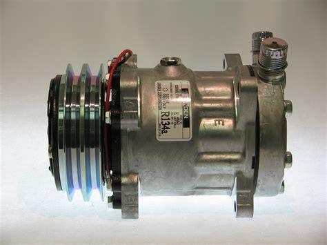 original sanden compressor   ac parts warehouse