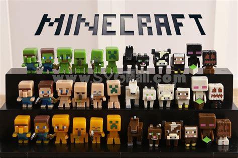 Lego Bozhi 117 1 8 Minecraft My World 8 In 1 minecraft mini figures set trichapsong