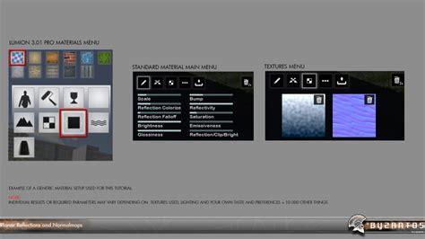 lumion photoshop tutorial lumion tutorial come migliorare i riflessi in tempo reale