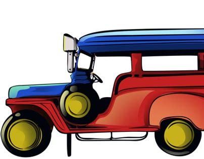 jeepney clipart jeepney view vector www pixshark com images