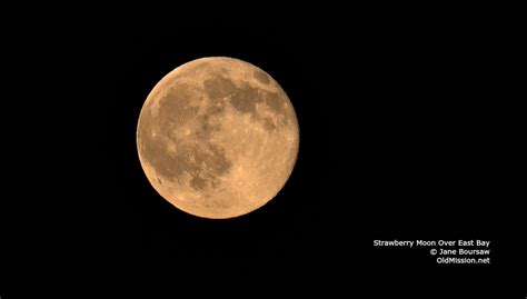 strawberry moon photo of the day june 21 2016 strawberry moon over