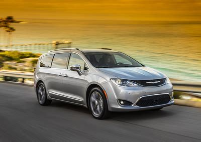 Chrysler Pacifica Reliability All New 2017 Chrysler Pacifica Crafted With Quality