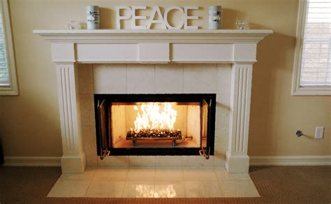 Indoor Glass Fireplace by Impressive Ideas Glass Fireplace Outdoor Photo