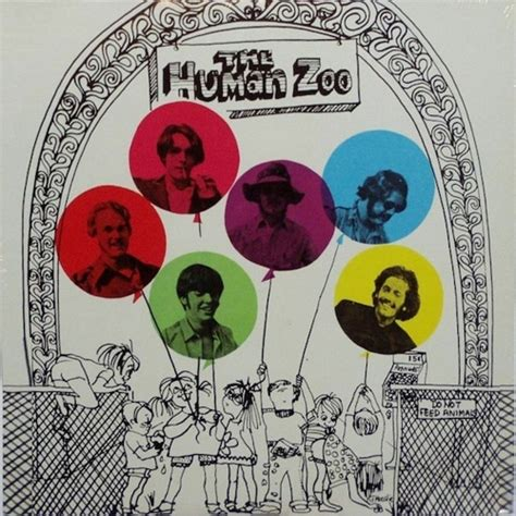 The Human Zoo Light In The Attic Records Lp Zoo Lights