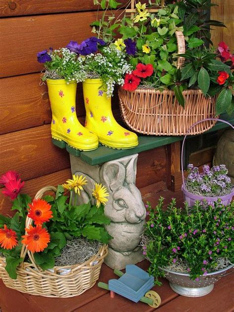how to make garden containers how to create a butterfly garden in containers hgtv