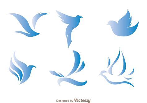 blue bird logo vectors download free vector art stock