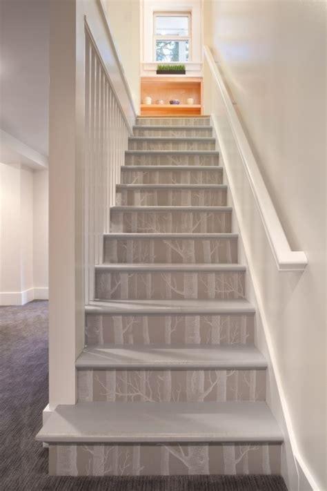 Escalier Peint En Gris by Le Diy Pour Relooker Des Escaliers E Interiorconcept