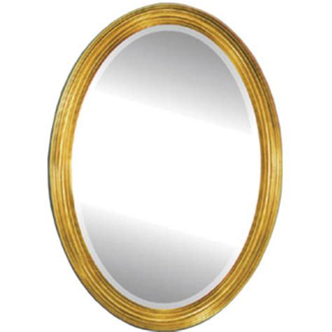 Framed Oval Bathroom Mirror by Framed Oval Bathroom Mirrors