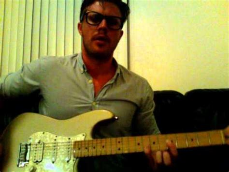 tutorial impossible guitar lead guitar tutorial nothing is impossible by