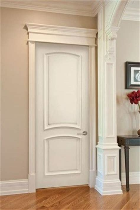 Door Trim Ideas For My Kitchen Juxtapost Interior Door Trim Designs