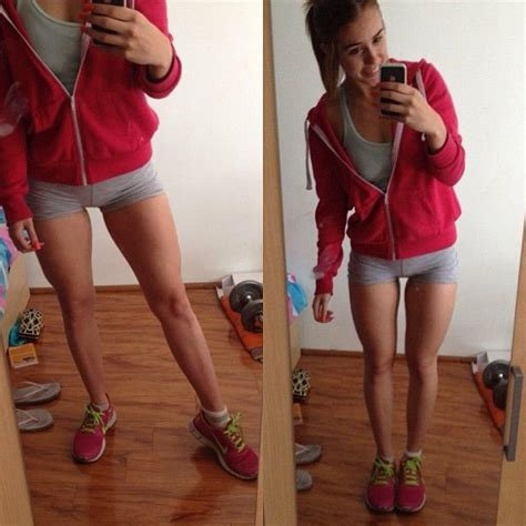 why is tamara hall so thin fitspo legs work out pinterest sexy muscle and the