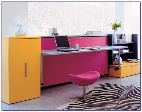 murphy bed desk kit desk pc mount horizontal desk home design ideas