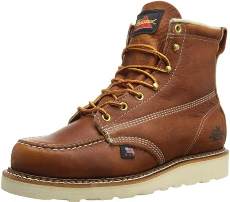 best work boots 3 best american made work boots workbootcritic