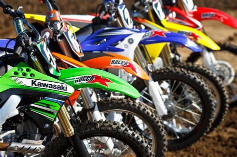 motocross 250f shootout racer x tested 2012 250f shootout racer x
