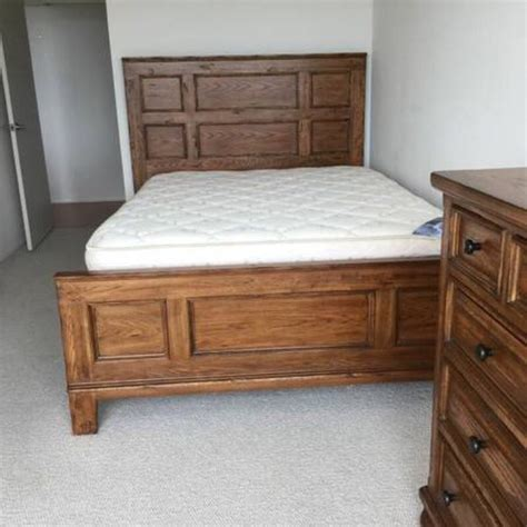 All Wood Bedroom Sets by All Wood Bedroom Set Furniture In Glenview Il