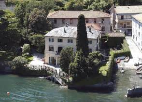 george clooney home george clooney lake como homes lonny