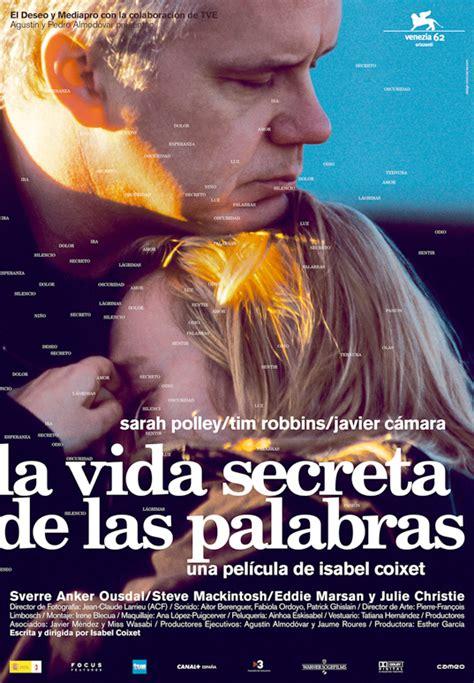 vida secreta de los film food reto marzo la vida secreta de las palabras