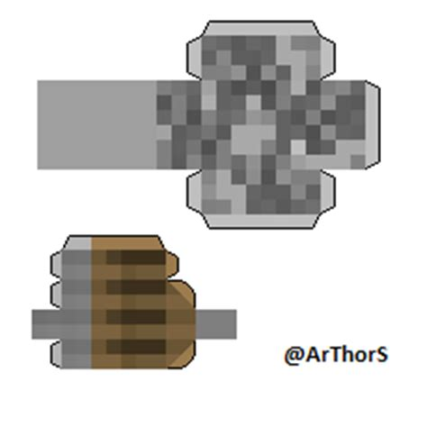 Minecraft Torch Papercraft - arthors s profile member list minecraft forum