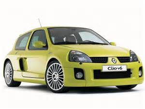 Renault Clio Sports Renault Clio Sport V6 New Car Price Specification