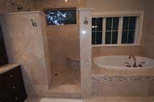 Doorless shower design ideas bathrooms pinterest