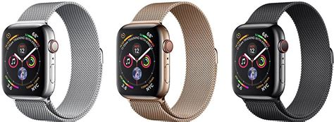 Apple Series 4 Colors by Apple 30 Larger Display Thinner