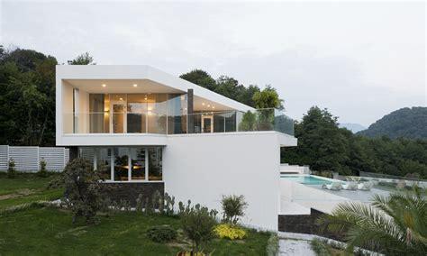 Schwarze Villa by Villa Sochi Black Sea House Russian Property E Architect