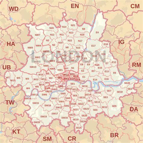 london postal district wikipedia