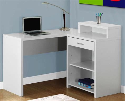 white corner computer desk white corner computer desk with drawers home design
