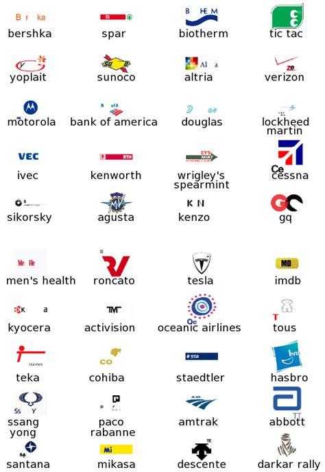 Logo Quiz - Respostas - Níveis 9 ao 16 | Fórum AndroidPIT Guess The Brand Level 16