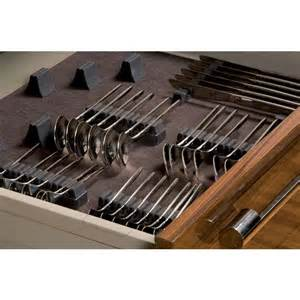 hafele silverware drawer kit felt cloth and self
