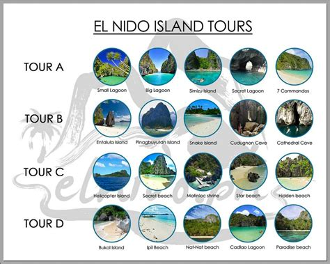 Island Hopping Tour C Book Your Princesa