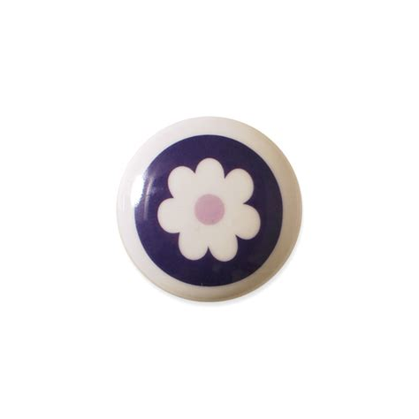 Mini Knobs by Mini Knob Design Aspegren Denmark Flower Roseaspegren