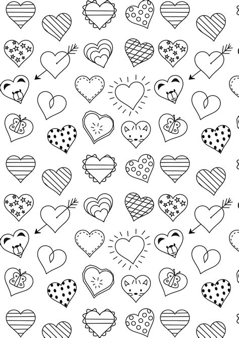 free paper doodle theme free printable coloring pages ausmalbilder