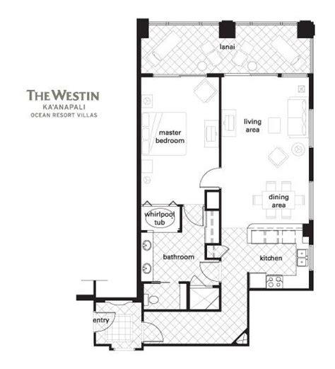 Marriott Maui Ocean Club Floor Plan westin kaanapali ocean resort villas advantage vacation