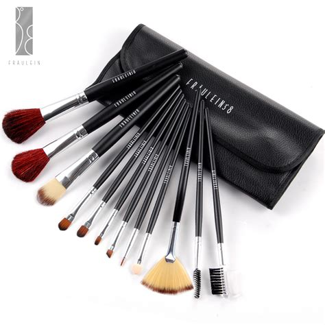 Make Up Brush Set Fraulein 12 Pc Fr 228 Ulein3 176 8 12pcs Cosmetic Makeup Brush Set W New Ebay