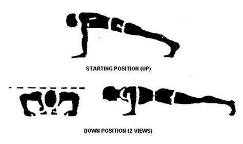 push up diagram to do push ups