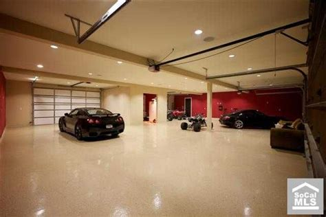 how big is a one car garage big garages don t need big or many doors garage