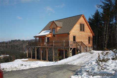 cabin retreat the blue ridge parkway fleetwood