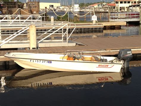 boston whaler boat pics boston whaler classic 15 super sport yamaha 70 with