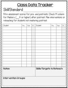 tracking sheet template for teachers reading fluency tracking form pdf version student