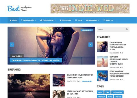 themes wordpress best 20 fastest loading wordpress themes for incredible page