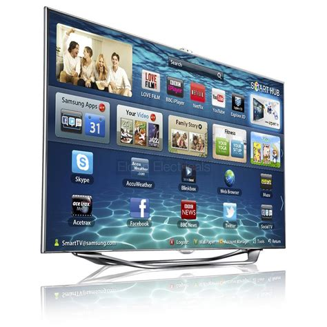 samsung 8000 series samsung led series 8 es8000 smart tv review