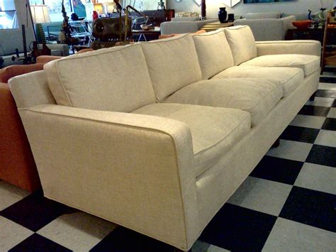 Goose Down Filled Sofa Cool Stuff Houston Mid Century