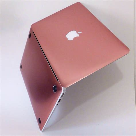 Macbook Air Pro Terbaru platinum edition gold chrome hybrid for