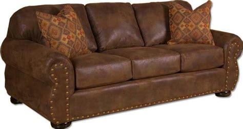 rustic furniture sofa bradley s furniture etc intermountain sofas and sleepers