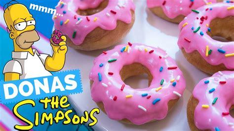 imagenes de rosquillas kawaii donas de los simpson la cooquette youtube