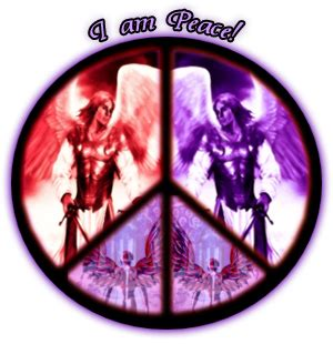 archangel uriel  angel  peace