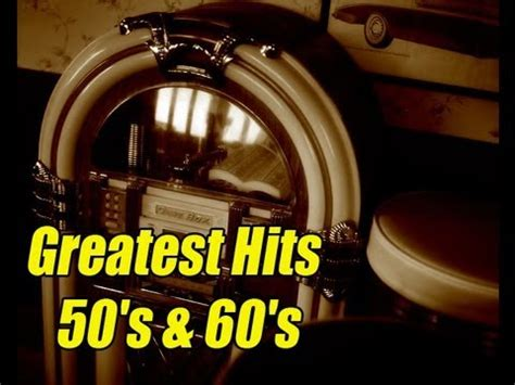 Oldies but goodies greatest hits 50 s amp 60 s part three youtube
