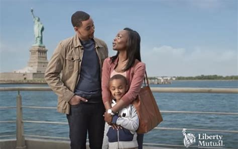 who is lady in liberty mutual commercial liberty mutual selects goodby for u s consumer